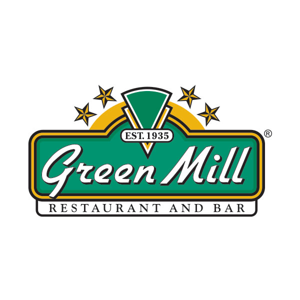 green mill restaurant and bar logo 600